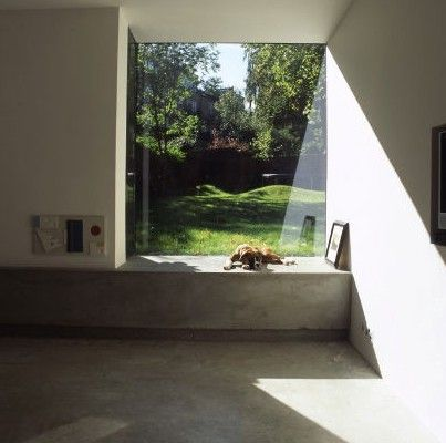 window seat - jamie forbert architects