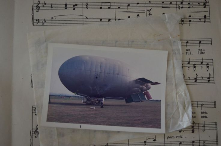 A COLLECTION OF ITEMS RELATING TO 'MR SMITH'S AIRSHIP -BLIMP PILOT ANTHONY SMITH