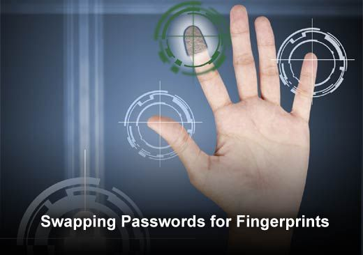 http://www.sifs.in/prospectus/FSP-102-fingerprint-science-identification-prospectus.pdf Apple again set another major benchmark in the mobile space with the iPhone 5S fingerprint sensor. Heralded by analysts as a potential progression beyond the password,
