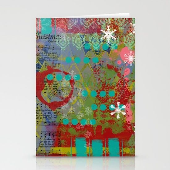 Music for Christmas by Bestreeartdesigns. $12 for 3