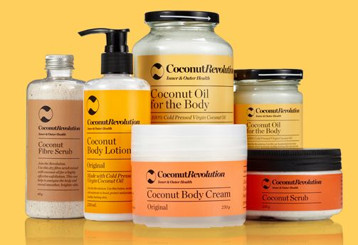 Coconut Revolution - Coconut oil online shop