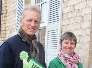 Stephanie Jane: Our Green Party candidate for Torbay MP: Dr Sam Mo...