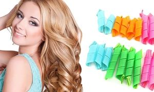 Groupon - $ 16 for an Easy Curl Natural Curler Set. Groupon deal price: $16