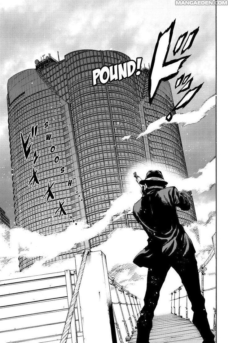 Manga Tenkuu Shinpan - Chapter 169 - Page 10