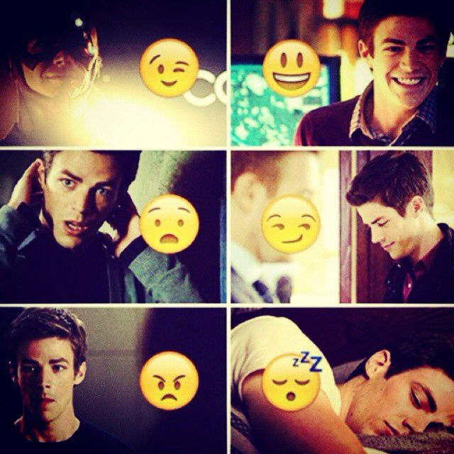 Barry and emojis