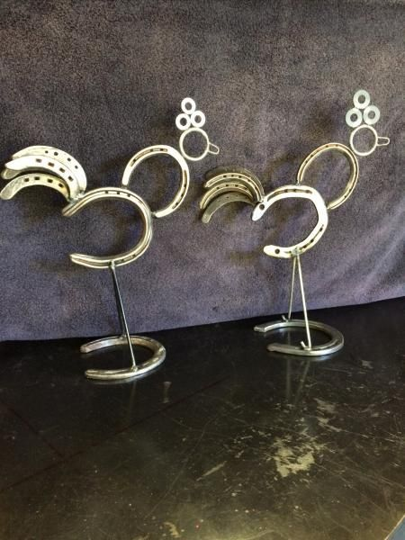 Image result for horseshoe crafts ideas