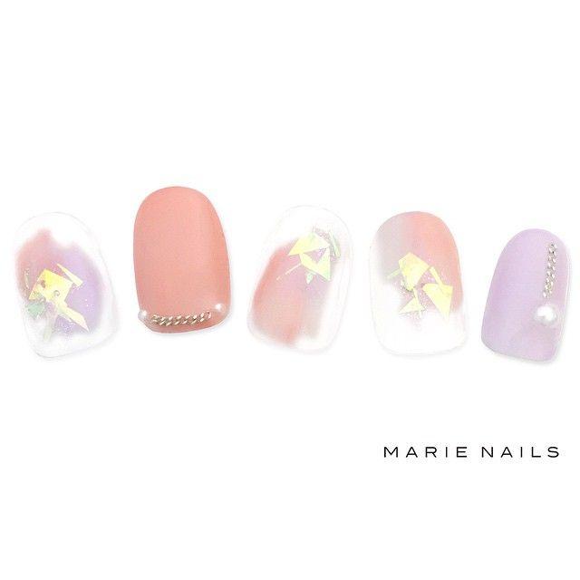 marienails_jpn on instagram