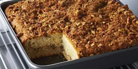 Sour Cream Pecan Coffee Cake Recipes | Food Network Canada