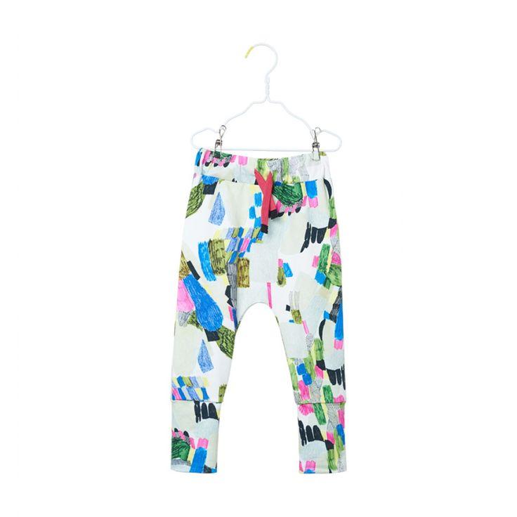 Οργανικό παντελόνι baggy - Random