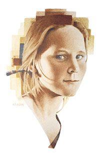 44 best images about Watercolor potrait on Pinterest | Portrait ...