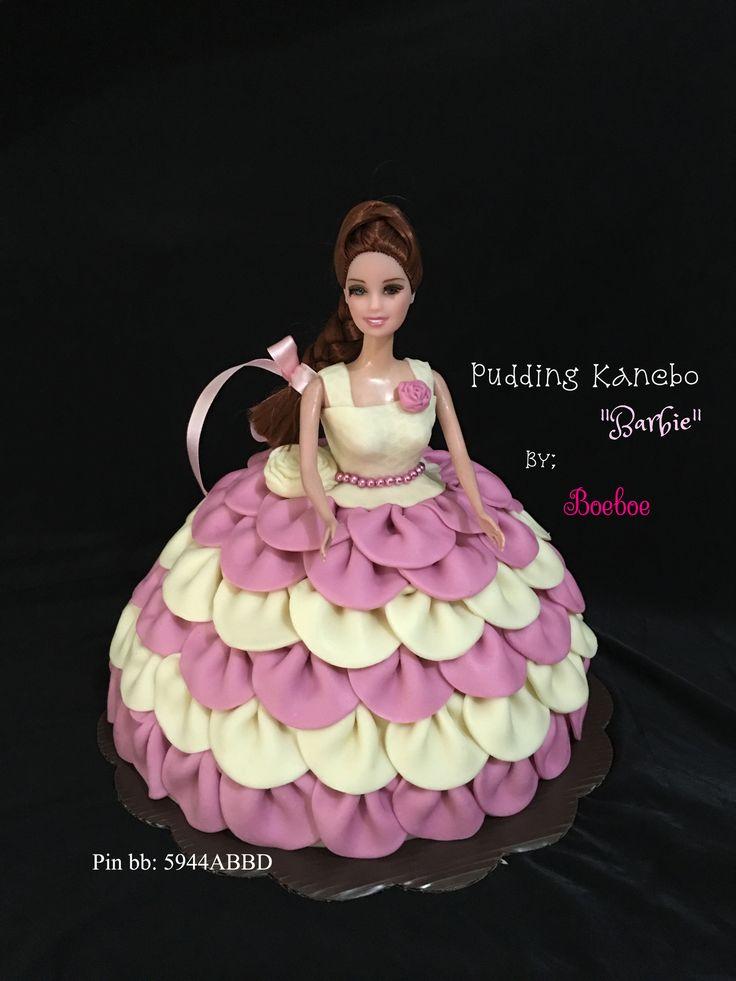 """Pudding Kanebo """"Barbie"""""""