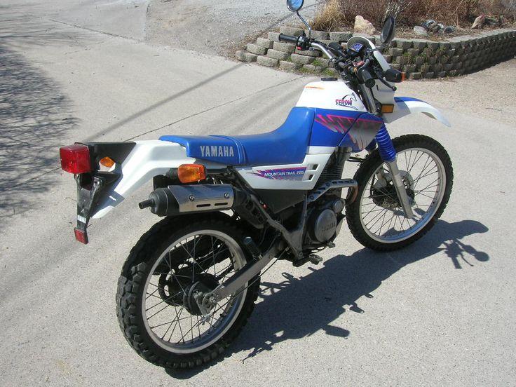 CLICK ON IMAGE TO DOWNLOAD 1992 Yamaha XT225 / SEROW Service Repair Maintenance Manual