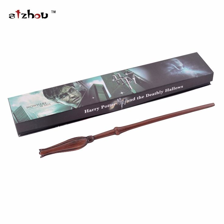 Stzhou Movie Cosplay Luna Lovegood Role Play Magical Magic Wand In Box