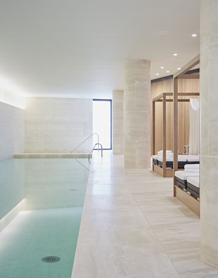 One Kensington Gardens | 25m basement swimming pool