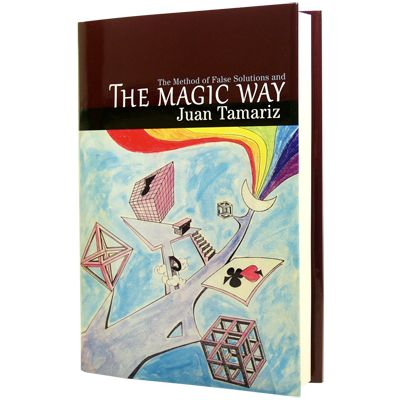 The Magic Way by Juan Tamariz and Hermetic Press - Updated, expanded, freshly translated! In The Magic Way, Juan Tamariz teaches you not just great tricks, but a way to make every trick you do better and more magical. From the moment it appeared in 1987, The Magic Way was recognized as one of the world's great books on magic. It has been long out of print and ... get it here: http://www.wizardhq.com/servlet/the-17324/the-magic-way-by-juan-tamariz-and-hermetic-press/Detail?source=pintrest