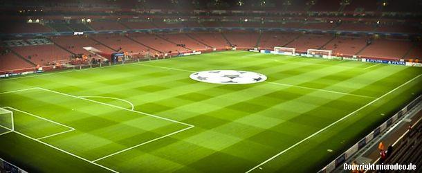 Arsenal London vs Schalke 04 0:2 #emirates