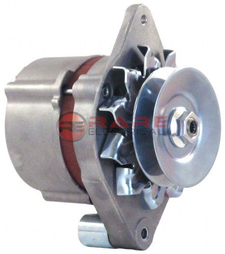 NEW 12V 35A ALTERNATOR JOHN DEERE TRACTOR 2030 2040 2120 2130 2240 0-120-300-535 100% NEW and Made with the Highest Quality Components Available. Full One Year Warranty. Computer tested for consistent Quality and unsurpassed reliability. Ships within 24 Hours M-F. Meets or Exceeds Original Specifications.  #Rareelectrical #AutomotivePartsAndAccessories