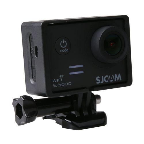 [$2.38] Standard Frame Mount Protective Shell with Buckle Basic Mount and Long Bolt for SJCAM SJ5000 & SJ5000 Wifi & SJ5000+ Wifi