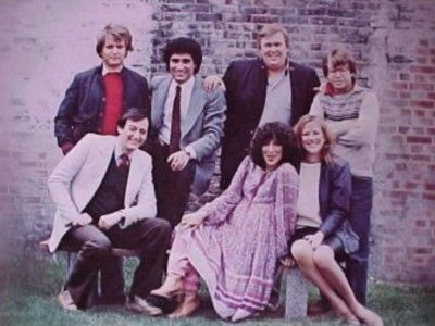 Cast of SCTV which ran for 5 seasons on CBC in Canada before being picked up by NBC in the U.S.