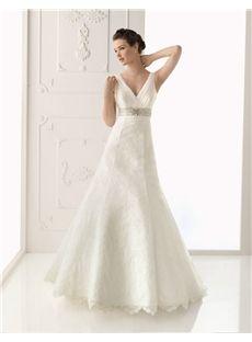 abiti da sposa in pizzo New Style