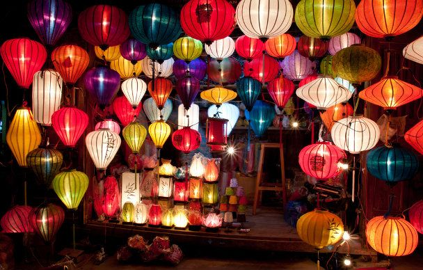 Lanterns at Night Noodle Market, #Sydney