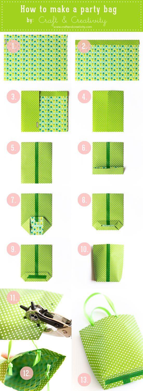 ATELIER CHERRY: Mini-bolsas de papel