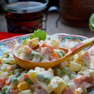 Russian Salad Recipe II