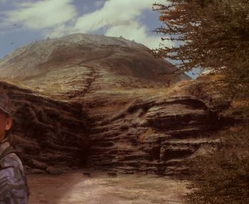 Mountain of God | Lara Croft Wiki | FANDOM powered by Wikia