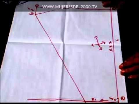 Como hacer una cenefa para cortinas parte 01 cortinas - Como confeccionar cortinas ...