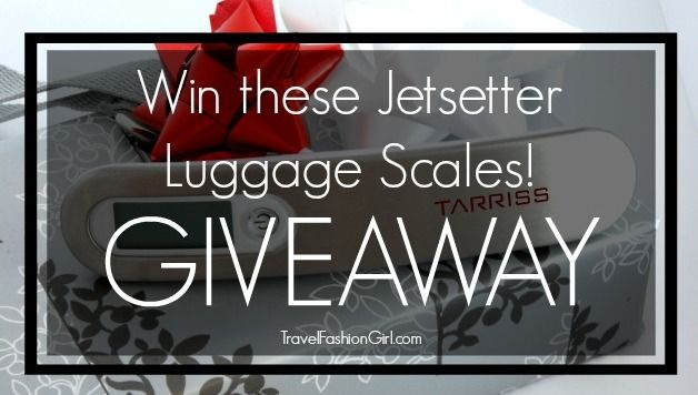 Giveaway: Eliminate Excess Baggage With These Digital Luggage Scales Enter Now!