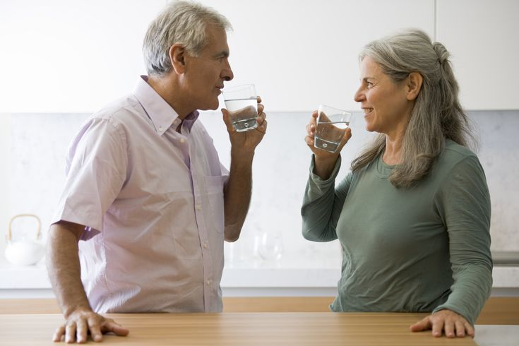 Ionized Alkaline Water: Perfect For The Elderly !