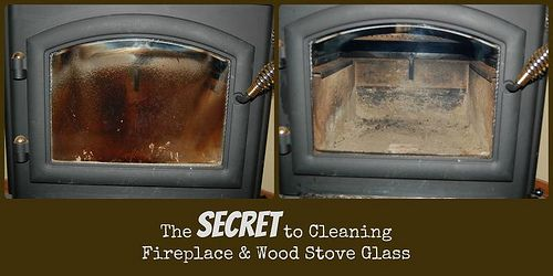 how to clean wood stove glass by pure.sugar, via Flickr