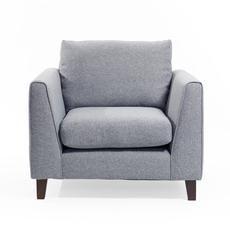 Yoko Armchair in Grey
