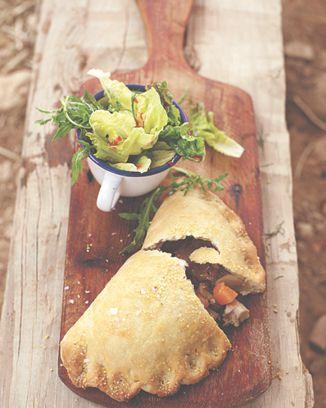 Jamie Oliver's Cornish Cowboy Pasties Recipe - comment 11 says best way to freeze pasties