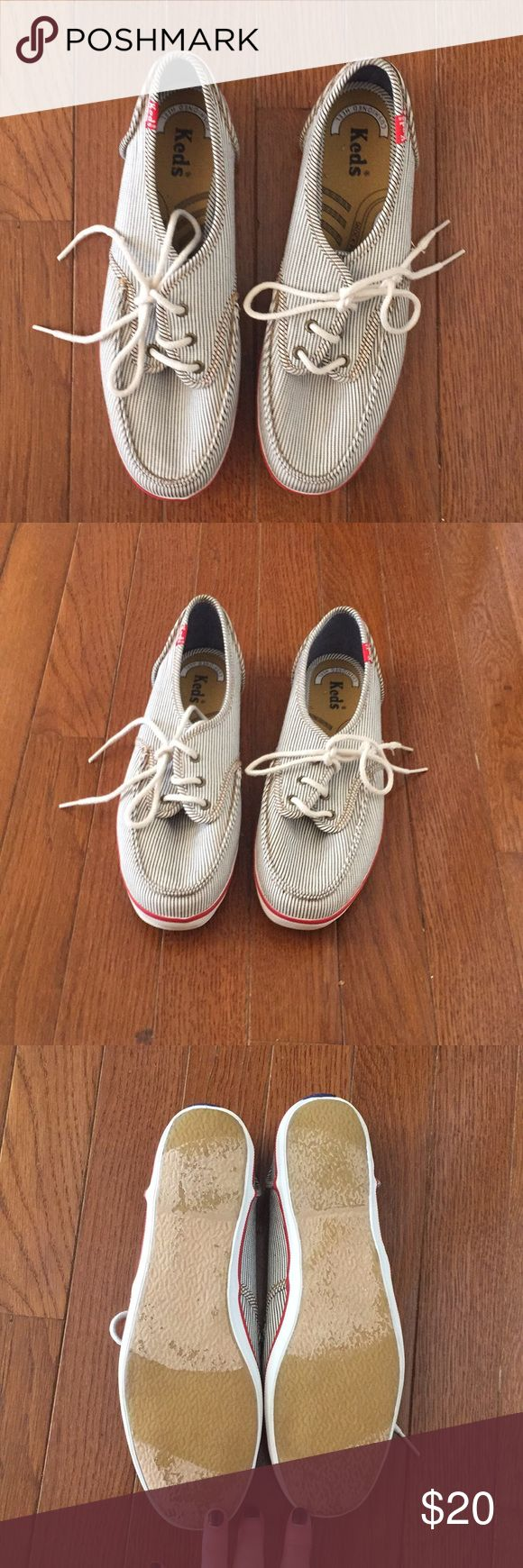 Keds shoes Keds shoes with a stripe design Keds Shoes Athletic Shoes