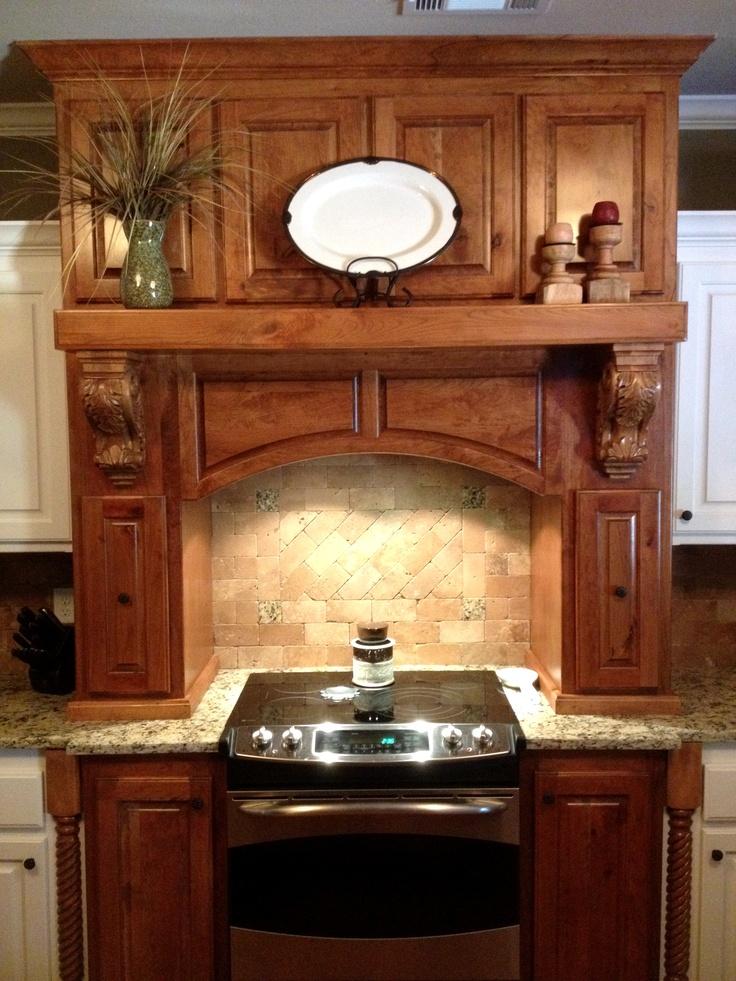 Kitchen Mantle