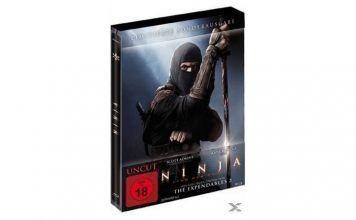 [Angebot] Ninja  Pfad der Rache (Uncut Limited Steelbook Media Markt Exklusiv Edition) [Blu-ray] für 9