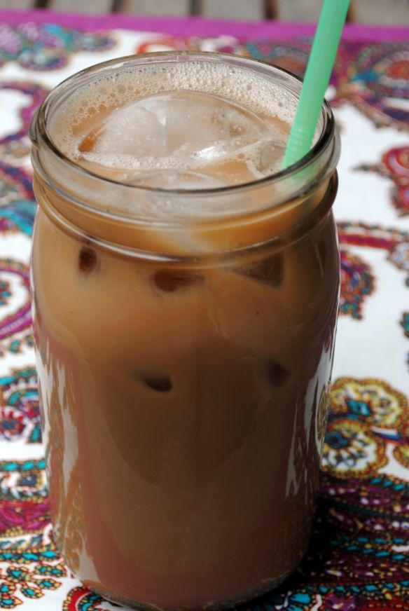Easy Masala Chai by clarecooks (adapted from At Home with Madhur Jaffrey, p. 263) #Chai #Masala_Chai #Madhur_Jaffrey #clarecooks