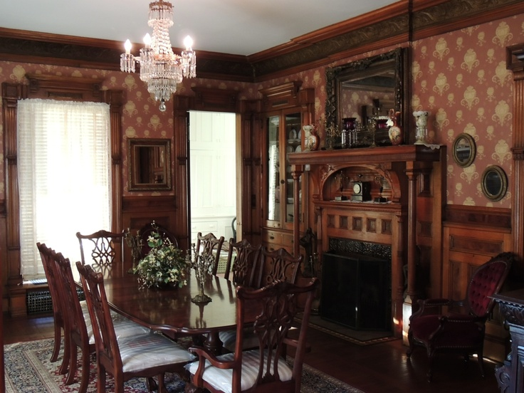 936 Best Victorian Interiors 1 Images On Pinterest  Victorian Endearing Victorian Dining Room Decor Inspiration