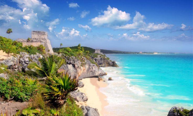 Tulum liegt direkt an der Riviera Maya und gehört zweifelsohne zu den meist fotografiertesten Plätzen der Karibik! Beste Reisezeit: November bis Juni Angebot anfordern: Bitte Formular rechts ausfüllen! Links: Fremdenverkehrsamt   Insider-Tipp abgeben   Ruefa Katalog