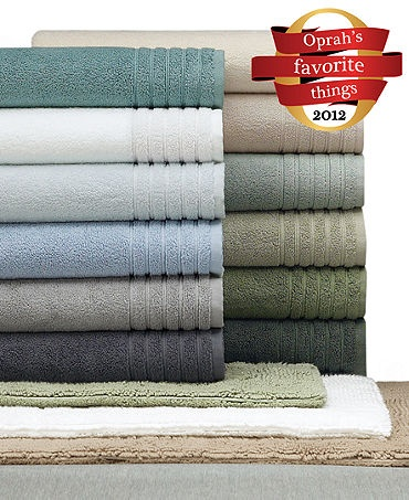"Hotel Collection Bath Towels, MicroCotton 12"" x 13"" Washcloth"