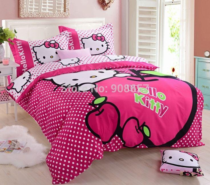 Lenzuola Letto Matrimoniale Hello Kitty: Hello kitty letto ...