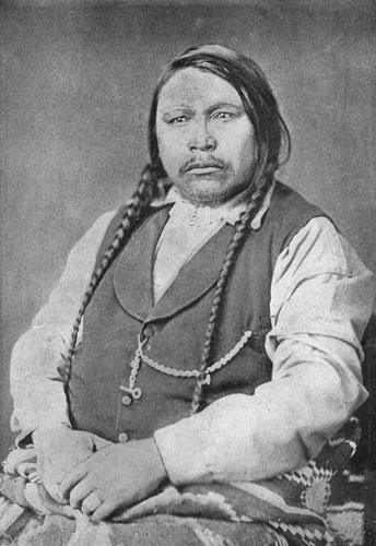 Ute Indians: Ouray