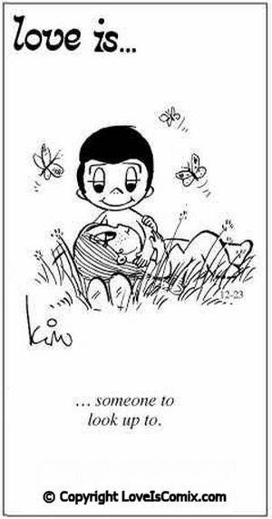 love is comic strip   Love Is... comic strips