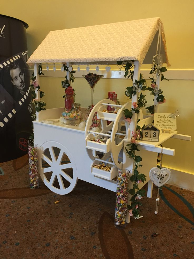 82 best candy cart ideas images on pinterest dessert for Sideboard 04800