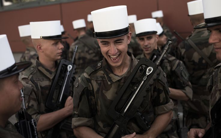 Why young men queue up to die in the French Foreign Legion | Aeon Essays