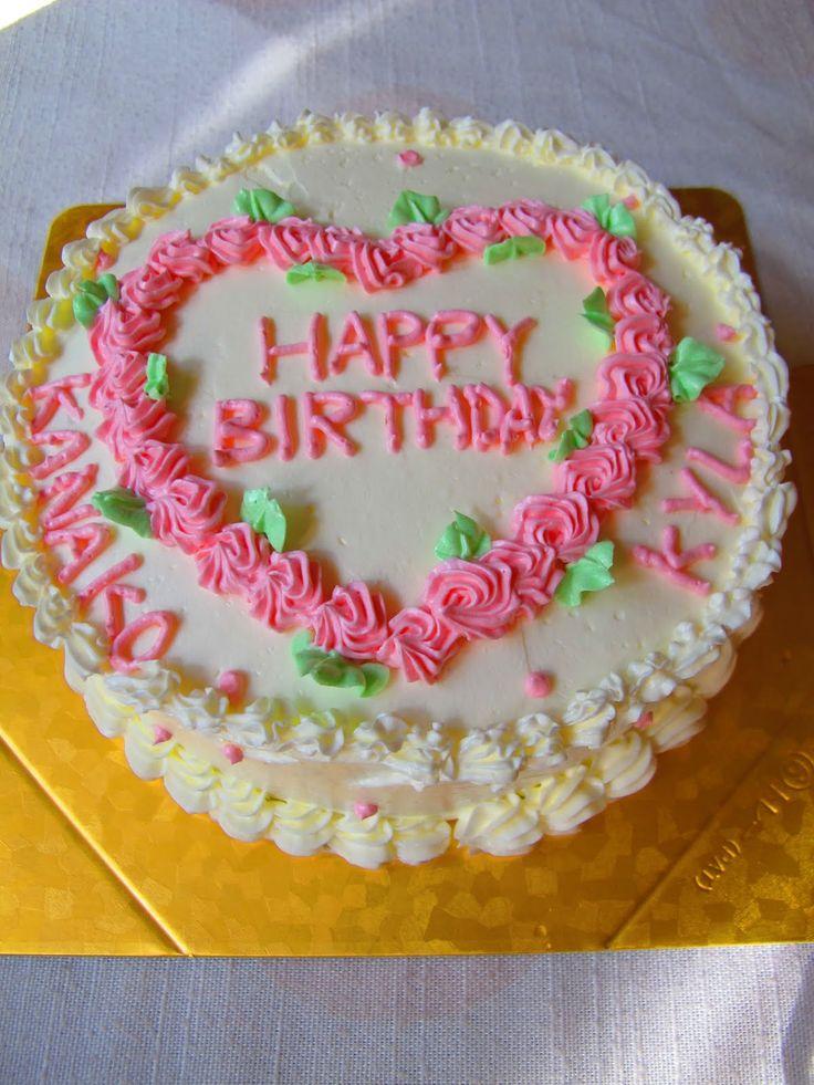 Birthday Cake N Flowers Images