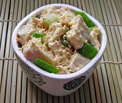 Coconut & Lime: Sesame Chicken Salad | Healthy Diet | Pinterest