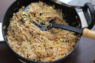 Fingers crossed but I'm hoping you'll love this: Vegetable Vermicelli Upma http://www.healthykadai.com/2017/08/vegetable-vermicelli-upma.html?utm_campaign=crowdfire&utm_content=crowdfire&utm_medium=social&utm_source=pinterest
