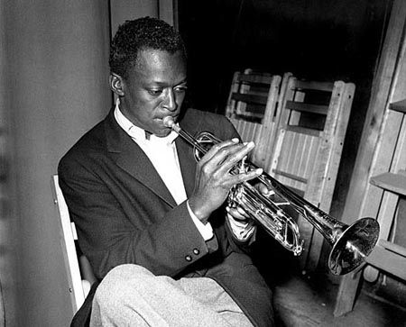 Miles Davis: A rare musician who was at the forefront of every jazz era, from BeBop to Cool jazz to Avant-Grade Jazz to electric and everything in between.